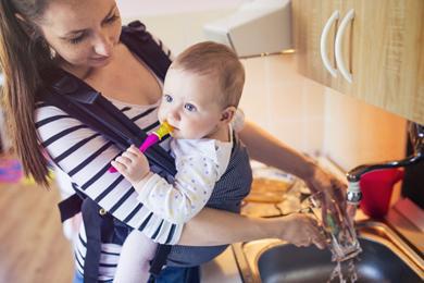 Haushalt Meistern Mit Baby Urbia De